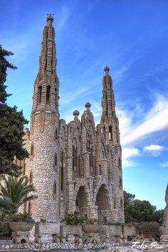 Sanctuary of Santa María Magdalena, Valencia, Spain