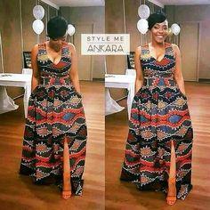 Ankara Styles For Ladies Keywords ankara maxi dress designs african print maxi dress new look chiffon kitenge dress afri. African Fashion Ankara, African Inspired Fashion, African Print Dresses, African Dresses For Women, African Print Fashion, Africa Fashion, African Attire, African Wear, African Women