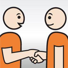 Vrienden maken en ontmoeteen. =33