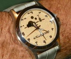 Tatooine Sand Watch See more at http://giftmatters.com/tatooine-sand-watch/