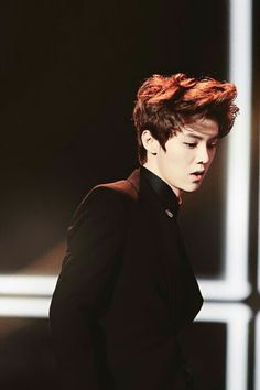 Luhan EXO in a suit such gorgeous man!!!!!!!!!