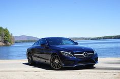 2017 C300 Coupe in beautiful Portland, Maine. - From Mercedes-Benz USA ‏