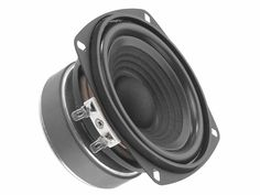 SP-60/8 - Monacor HiFi bass-midrange speakers 60Wmax 8Ω - Europe Audio