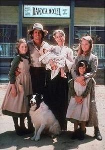 La petite maison dans la prairie, je pleurais comme une madeleine à la fin de chaque épisode...