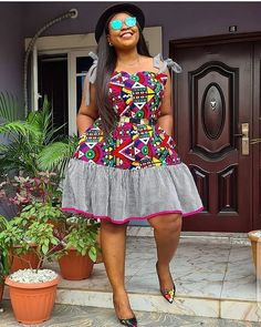 Latest African Fashion Dresses, African Print Fashion, Ankara Fashion, African Print Dress Designs, Fashion Prints, Short Ankara Dresses, African Dresses For Women, Ankara Gowns, African Scarf