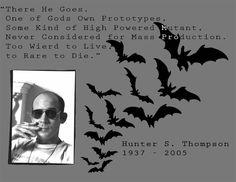 hunter s thompson - Google Search