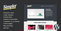 Deals Simpler WordPress Themeyou will get best price offer lowest prices or diccount coupone