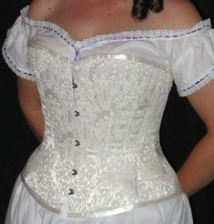 Demystifying Corset Construction:  How to make a corset with clear, easy instructions - $24