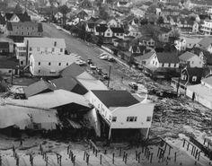 Rehoboth Playland storm damage