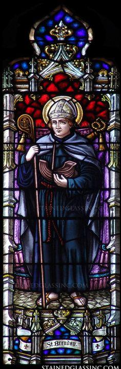 St. Brendan's Prayer | St brendan, Saints and Ireland