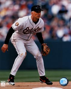the man who saved baseball. Cal Ripken Jr.