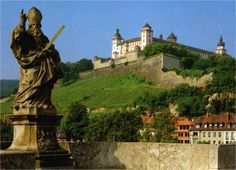 Festung Marienberg in #Würzburg