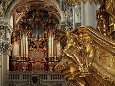 St.Stephens cathedral - Passau - Germany