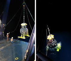 First Detector Neutrino Telescope KM3NeT in Mediterranean Sea https://www.physics.leidenuniv.nl/index.php?id=11573&news=801&type=LION&ln=EN