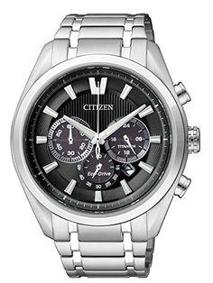 Citizen Super Titanium Chronograph CA4010-58E Herren-Chronograph