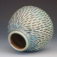 Hedgehog Pot