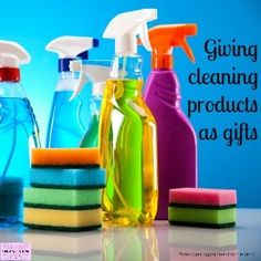 Best cleaning products for a gift idea isn't that difficult! These gift ideas will inspire you to choose the right gift and get the best cleaning products! Best Cleaning Products, Household Cleaning Tips, Cleaning Checklist, House Cleaning Tips, Cleaning Hacks, Cleaning Schedules, Homemade Dishwasher Detergent, Best Dishwasher, Getting Organized At Home