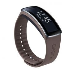 Wyraź siebie dzięki oryginej wymiennej bransoletce do Galaxy Gear Fit. Opaski możesz wymieniać w zależności od nastroju i okazji.  Produkt w kolorze szarym kawowym