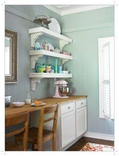 Mutfakta açık raf | Moda Dekorasyonlar