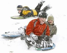 In the spirit of winter fun, we're asking readers to vote among some of the favorite (free) sledding hills in michigan.