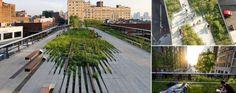 High Line: un parque público construido sobre las vías de un ferrocarril abandonado | La Bioguía