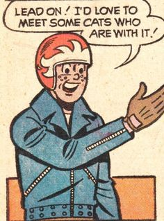 Wouldn't we all Archie. Wouldn't we all.