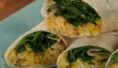 Breakfast Wraps | Good Chef Bad Chef