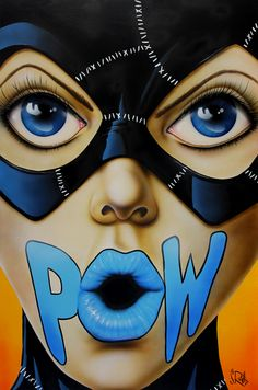 POW! | Scott Rohlfs Art
