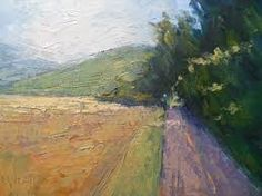 Image result for country road paintings