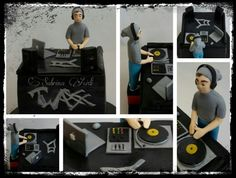 Dj Cake, 80s Theme, Party Themes, Projects To Try, Inspiration, Home Decor, Meet, Amazing Cakes, Pies