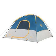 Coleman Camping 6 Person Flatiron Instant Dome Tent >>> Check out the image by visiting the link.Note:It is affiliate link to Amazon. #me