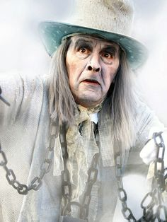 Jacob Marley The Ghost of Christmas Past!
