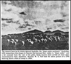 Vahn Saryu Indonesia: Documentación UFO Año 1870 - 1959
