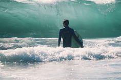 Playa Encuentro - Cabarete - Provinz Puerto Plata - Nordküste der Dominikanischen Republik- Wellenreiter Spot