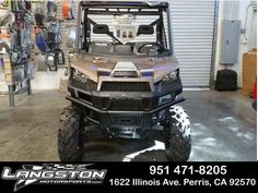 New 2017 Polaris RANGER XP 1000 EPS Nara Bronze ATVs For Sale in California. 2017 Polaris RANGER XP 1000 EPS Nara Bronze, IN STOCK NOW - $15999.00 + FEES 2017 Polaris® RANGER XP® 1000 EPS Nara Bronze Features may include: World s Most Powerful UTV with 80 HP Adjustable Smooth Riding Suspension and Class Exclusive Throttle Control Modes Industry Exclusive Pro-Fit Cab Integration and Hundreds of Accessories HARDEST WORKING FEATURES WORLD'S MOST POWERFUL UTILITY SIDE BY SIDE The ProStar 1000…