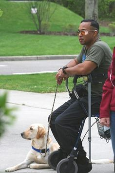 Service Dog, Hero to Army Veteran