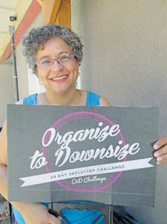 NAPO member Natalie Conrad talks about how she got into the organizing business, and her 30-day Organizing Challenge.