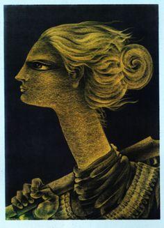 Δημήτρης Κατσικογιάννης Face Art, Art Faces, Greece Painting, Engraving Art, Greek Art, Pablo Picasso, Contemporary Paintings, Greeks, Statue