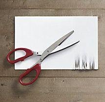 Shredding Scissors...need some of these