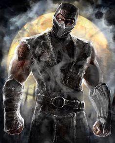 Mortal kombat X Reptile Deceptive Variation Sub Zero Mortal Kombat, Art Mortal Kombat, Mortal Kombat Scorpion, Arte Ninja, Ninja Art, Video Game Characters, Movie Characters, Mortal Kombat Wallpapers, Noob Saibot