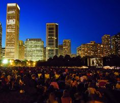 Every Free Summer Outdoor Movie Screening in Chicago, in One Calendar