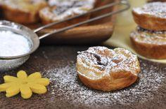 Kleine Custard Pies oder auch 'Portugiesische Puddingteilchen'