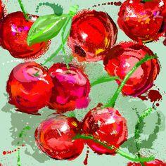 Cherries, Jill Tovey