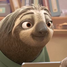 Trending GIF funny gif happy reaction lol reactions laugh mrw laughing joy happiness sloth slow funny gif zootopia pleased best gif classic reaction very funny happy gif funny images whatsapp status chistosos Disney Pixar, Disney And Dreamworks, Disney Movies, Images Gif, Funny Images, Funny Pictures, Animiertes Gif, Animated Gif, Funny Videos