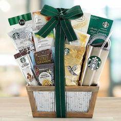 Coffee Hampers, Coffee Gift Baskets, Wine Country Gift Baskets, Gift Baskets For Women, Wine Baskets, Basket Gift, Tea Gifts, Coffee Gifts, Starbucks Coffee