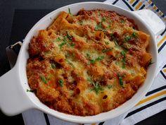 Rigatoni al forno, ein schönes Rezept aus der Kategorie Pasta. Bewertungen: 77. Durchschnitt: Ø 4,5.