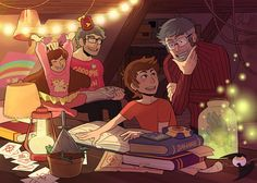 Gravity Falls Zine by Damare Gravity Falls Cosplay, Gravity Falls Fan Art, Gravity Falls Dipper, Wendy Corduroy, Dipper Pines, Billdip, Pretty Photos, Star Vs The Forces Of Evil, The Last Airbender