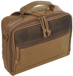 Coyote Brown Toiletry Bag