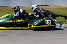 Mosport Race Track