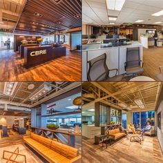 CBRE's Downtown San Diego, California, office recently unveiled its new Workplace360 space http://ow.ly/AuSTj